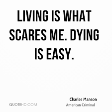 Charles Manson Quotes Gorgeous Charles Manson Quotes QuoteHD