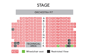 Seating Plan Access Policy The Tivoli Theatre