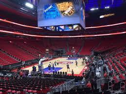 Detroit Pistons Seating Chart Little Caesars Arena 69 Rigorous Little Caesars Arena Layout