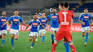 Napoli beats Juventus on penalties to win Coppa Italia final; Ronaldo,  Buffon denied title