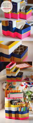 Diy Desk Organizer 20 Diy Desk Organizer Tutorials Gurlcom