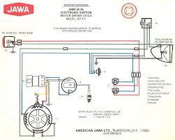jawa wiring diagram wiring diagram and schematic 75 cb400f simple wiring convert to kickstart only