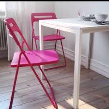 white chairs ikea nisse folding chair high. Delighful White For White Chairs Ikea Nisse Folding Chair High