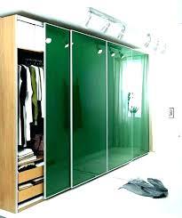 wall mirror repair closet door sliding doors wardrobe wall mirror