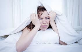 نتیجه تصویری برای ارتباط میان افسردگی و خواب