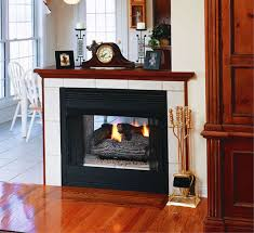 superior vent free see thru fireplace