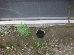 window well drainage. Window-well Drainage Repair (3) Window Well B
