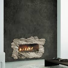 gas fireplace contemporary traditional open hearth