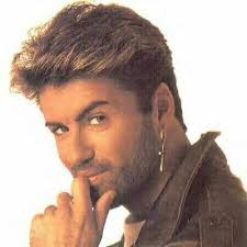 young george michael 80s. Brilliant Young Picture Of George Michael Short Sides Hair Throughout Young 80s F