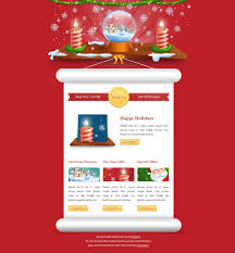Holiday Newsletter Template Exclusive New Year Newsletter By ThemeWish ThemeForest 4