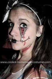 makeup by cvkes coolest living dead dolls costumes 7 dead doll tutorial