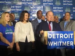 Whitmer Lighting Going Out Of Business Detroit Mayor Duggan Endorses Gretchen Whitmer For Michigan