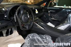 lexus lfa black interior. Delighful Lfa Lexus LFA 026 Black Interior Inside Lfa L