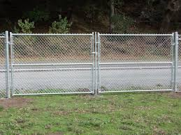 Metal chain fence gate Install Image Of Best Chain Link Fence Gate Fence And Gate Ideas Ideas For Install Chain Link Fence Gate Fence And Gate Ideas