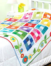 Childrens Patchwork Quilt Material Childrens Patchwork Quilts ... & Childrens Patchwork Quilt Material Childrens Patchwork Quilts Australia  Childrens Patchwork Quilts Baby Bright Quilts Adamdwight.com