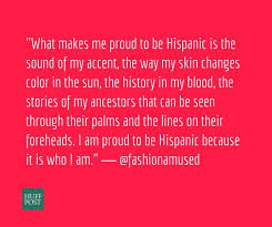 latinos nail the beauty and pride of hispanic heritage huffpost fashionamusedinstagram ""