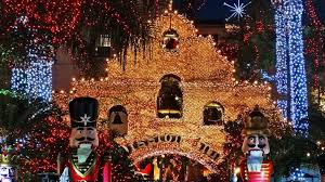 Tour 9 – Mission Inn Festival of Lights – Riverside, CA - West ...