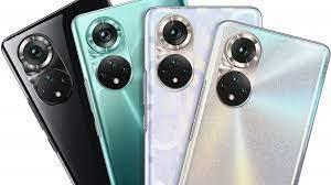 Honor 50: Ehemalige Huawei-Tochter stellt Smartphone mit Google-Diensten  vor