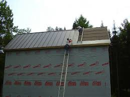 img installing metal roof over shingles96