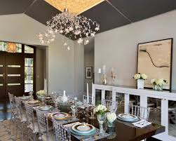 Lighting Tips For Every Room HGTV - Unique dining room lighting