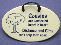 Cousin Mountaine Meadows Pottery Wall Plaques With Sayings Enchanting Cousin Saying Pics