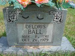 Deloris Jones Ball (1911-1979) - Find A Grave Memorial