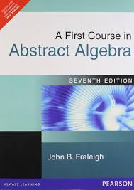A First Course In Abstract Algebra Solutions Book Of Abstract Algebra Dover Books On Mathematics Collection Of