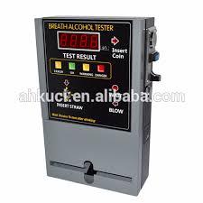 Breathalyzer Vending Machine Impressive Wholesale Breath Alcohol Tester Vending Online Buy Best Breath