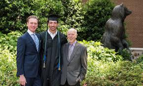Three Generations of Accountants Call Belmont Home - Belmont University  News & Media