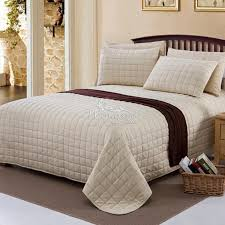 Aliexpress.com : Buy Home Textile 100% cotton Luxury Quilted ... & Home Textile 100% cotton Luxury Quilted Bedspread Bed Covers Quilted  Bedding Sheets Duvet Cover for Adamdwight.com