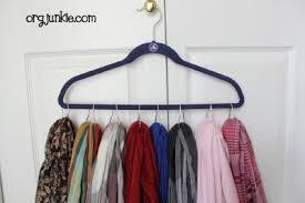 3. On a Hanger: