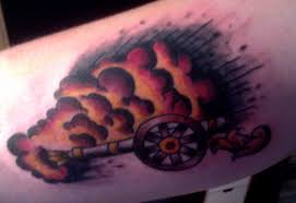 тату артиллерия татуировки армейские фото картинки артиллерия