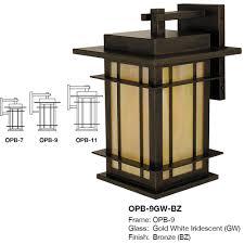 arroyo craftsman opb oak park craftsman exterior wall sconce lighting loading zoom