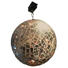 huge home made disco ball 1