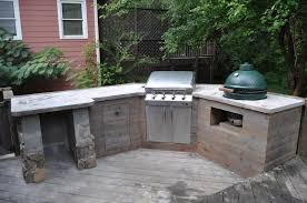 Outdoor Kitchen Fireplace Install Outdoor Kitchen With Fireplace 2344 Hostelgardennet