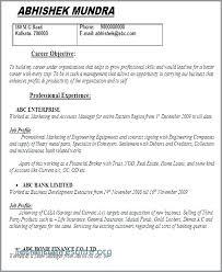 Insurance Manager Resume Insurance Resume Objective Sample Professional Resume