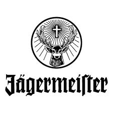 Sticker Jägermeister logo