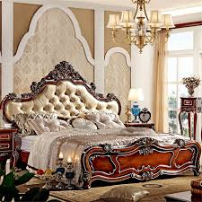 luxury king bed. Contemporary Bed European Style Luxury King Size Wooden Bedroom Furnitureclassic Bed With Luxury King Bed M
