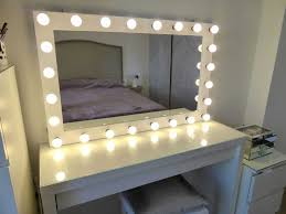 gorgeous vanity light mirror apartamentoselgoleto from small vanity mirror with lights