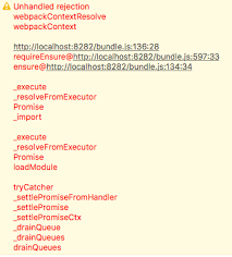 Resolving blank page problem of Aurelia app with webpack on Safari