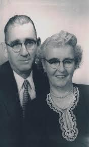 Flossie Dotson (1904 - 1988) - Huntsville, AR