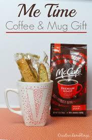 a coffee and monogram mug gift mccafemyway ad