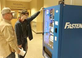 Vending Machine Auction Magnificent Vending Machines For Welding Supplies Best Machine 48