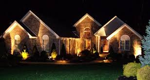 outside house lighting ideas. Unique Outside House Lighting Ideas Exterior Outdoor Art Exhibition Set In Beautiful