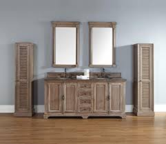 rustic bathroom double vanities. Brilliant Bathroom Bathroom Double Vanity With Absolute Black Rustic Granite Top And Vanities I