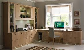 home office storage systems. Awesome Limed Oak Corner Home Office Storage Design Ideas Systems