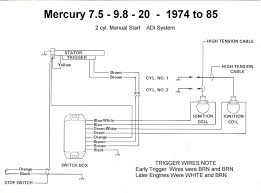 mercury wire diagram 76 mercury 200 20hp wiring diagram page 1 iboats boating forums re 76 mercury 200 20hp