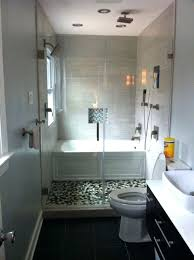 best bathroom remodel ideas the small narrow on tub shower combo