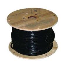 use 2 wire electrical the home depot 2 Wire Thermostat Home Depot (by the foot) 2 black stranded cu use wire Home Depot Line Voltage Thermostat