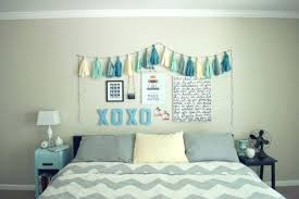 Diy Wall Decor Ideas For Bedroom Awesome Decoration